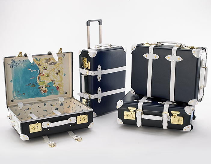 The Luxury Collection Luggage By Globe-Trotter | Shop the ...